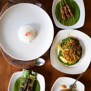 Authentic Balinese Food